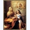 St Anne Picture with Mary