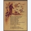 St Francis Picture - Peace Prayer