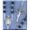 Malachite Irish Rosary