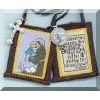 St Anthony Brown Scapular