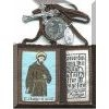 St Francis Brown Scapular