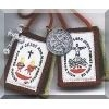Five Fold Brown Scapular