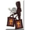 Athletic Crusader Scapular