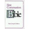 First Communion Bible for Girls