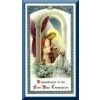 First Communion Holy Card for Girl