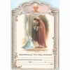 First Communion Certificates for Girls