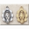Miraculous Medals - 7/8 inch